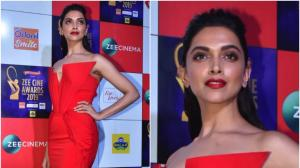 Deepika Padukone in Gaurav Gupta : Yay or Nay?