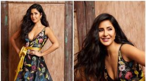 Katrina Kaif in Reem Acra and Anamika Khanna : Yay or Nay?