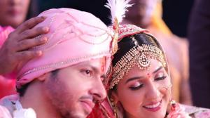 INSIDE PICS: Neeti Mohan and Nihaar Pandya look breathtaking at their dreamy wedding