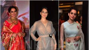 Yay or Nay : Kangana Ranaut in Neeta Lulla, Raw Mango and Alena Akhmadullina