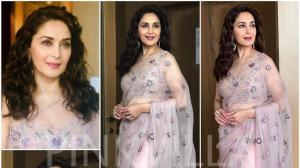 Yay or Nay : Madhuri Dixit in Payal Singhal