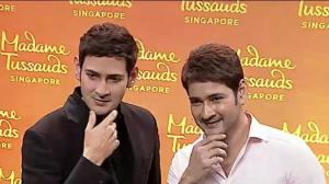 PHOTOS: Mahesh Babu's wax statue unveiled in Hyderabad; The ONLY figurine brought by Madame Tussauds to India