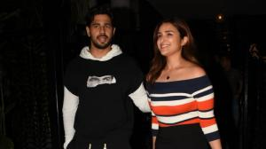 PHOTOS: Jabariya Jodi Parineeti Chopra and Sidharth Malhotra enjoy a dinner outing