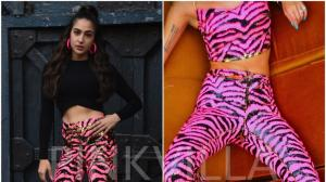Yay or Nay : Sara Ali Khan in Elsie and Fred