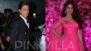 Lux Golden Rose Awards 2018 Red Carpet: Shah Rukh Khan and Madhuri Dixit make heads turn