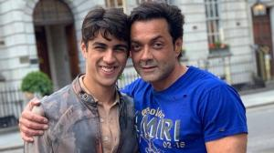 PHOTOS: Bobby Deol's son Aryaman is one handsome star kid and here's proof; Check it out