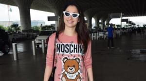 A list of times Tamannaah Bhatia went de glam at the airport and flaunted her natural beauty; See Photos