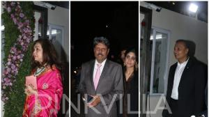 Photos: Kapil Dev, Anil Ambani, Tina Ambani and others arrive at Anand Piramal's residence