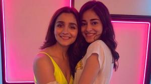 Check out the fascinating things said by Ananya Panday about her inspiration Alia Bhatt