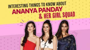 All you need to know about Ananya Panday and her girl squad