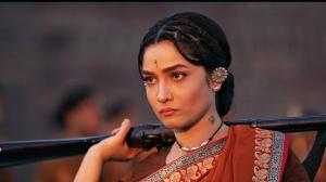 Photo: Ankita Lokhande is a woman of courage as Jhalkari Bai in this still from Manikarnika