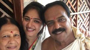 Anushka Shetty's family photos give an insight into the endearing bond she shares with them; Check out