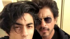 Will Aryan Khan be launched by Karan Johar? Here's what Shah Rukh Khan has to say