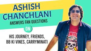 Ashish Chanchlani answers fan questions, BB Ki Vines OR Carryminati, girlfriend, Chris Evans
