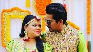 Bharti Singh & Haarsh Limbachiyaa: Falling in love on sets to grand wedding, Check out their dreamy love story