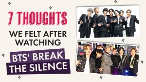BTS: 7 thoughts we felt after watching Break The Silence