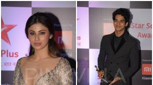 Star Screen Awards 2018: Mouni Roy, Ishaan Khatter and other celebs attend
