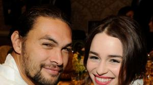 Game of Thrones stars Emilia Clarke & Jason Momoa's THESE photos will make you wish you were friends with them