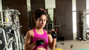 Hina Khan's fitness secrets REVEALED; Check it out