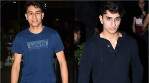 Ibrahim Ali Khan is a true blue Pataudi and THESE photos are proof; Check it out