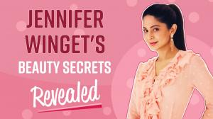 Jennifer Winget's beauty secrets revealed