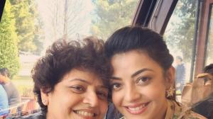 Kajal Aggarwal's adorable moments with her mom prove she is a mumma's girl; See PHOTOS