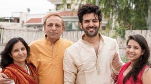 Pati, Patni Aur Woh actor Kartik Aaryan's THESE pictures with his family will make you adore him even more