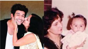 Kartik Aaryan: Love Aaj Kal actor is out and out a mumma's boy; Check out THESE photos