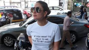 Kareena Kapoor Khan to Alia Bhatt: When Bollywood leading ladies wore their moods on their slogan t shirts