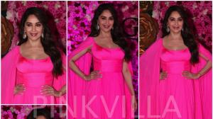 Yay or Nay : Madhuri Dixit in Swapnil Shinde
