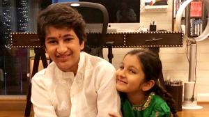 Mahesh Babu's children Gautam & Sitara's priceless moments in these photos deserve all your attention