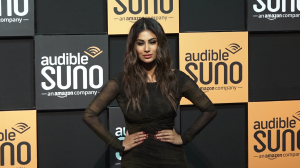 Mouni Roy, Neena Gupta, and Vir Das spotted at an event in the city