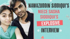 Nawazuddin Siddiqui's niece EXPOSES uncle Minaz: He wanted to get physical; hit me when I resisted