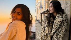 PHOTOS: Rashmika Mandanna's travel wardrobe is everything we want to steal; Check it out