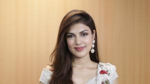 Rhea Chakraborty reveals her wedding wishlist