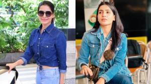 Samantha Akkineni's love for denim knows no bounds; See PHOTOS