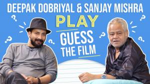 Sanjay Mishra and Deepak Dobriyal take a HILARIOUS quiz on iconic Bollywood characters