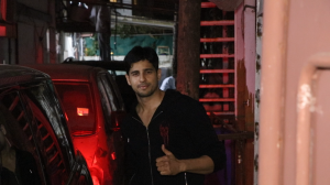 Sidharth Malhotra and Disha Patani make a stylish appearance in the city