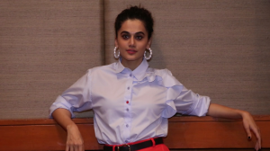 Taapsee Pannu and Kanika Dhillon judge young filmmakers at the MAMI Film Festival 2019