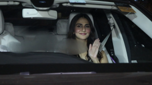 AbRam Khan, Laksshya Kapoor, Rekha, and others attend Rani Mukerji's daughter Adira's birthday bash