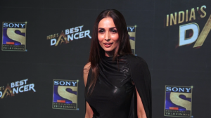 Malaika Arora, Geeta Kapur and Terence Lewis kept it stylish as they launched their upcoming reality show