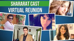 Shararat cast reunion: Karanvir, Shruti, Aditi, Harsh and Simple spill secrets, Season 2