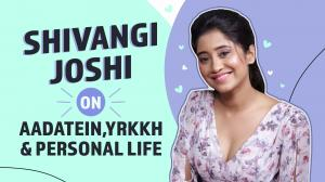 Shivangi Joshi spills the beans on Aadatein and her Cannes debut