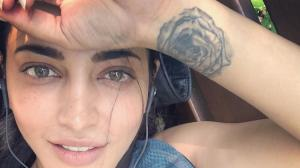 Shruti Haasan Birthday Special: The Laabam star's amazing tattoos DECODED