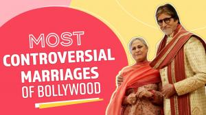 Most controversial marriages of Bollywood