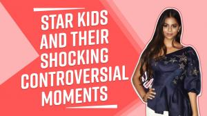 Star kids and their shocking controversial moments