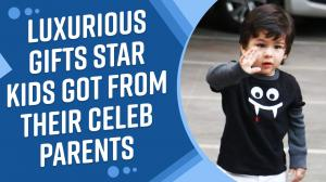 Luxurious gifts star kids got from their celeb parents