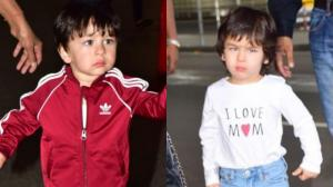 Kareena Kapoor Khan & Saif Ali Khan's son Taimur Ali Khan's THESE 5 fashionable looks prove he is a born star