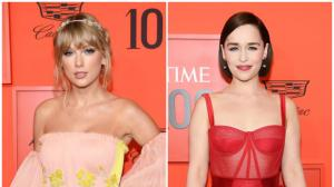 Time 100 Gala: Taylor Swift, Emilia Clarke and more make a splash on the red carpet