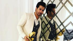 Varun Dhawan's home: Here's a sneak peek into Coolie No 1 star's aesthetically pleasing apartment